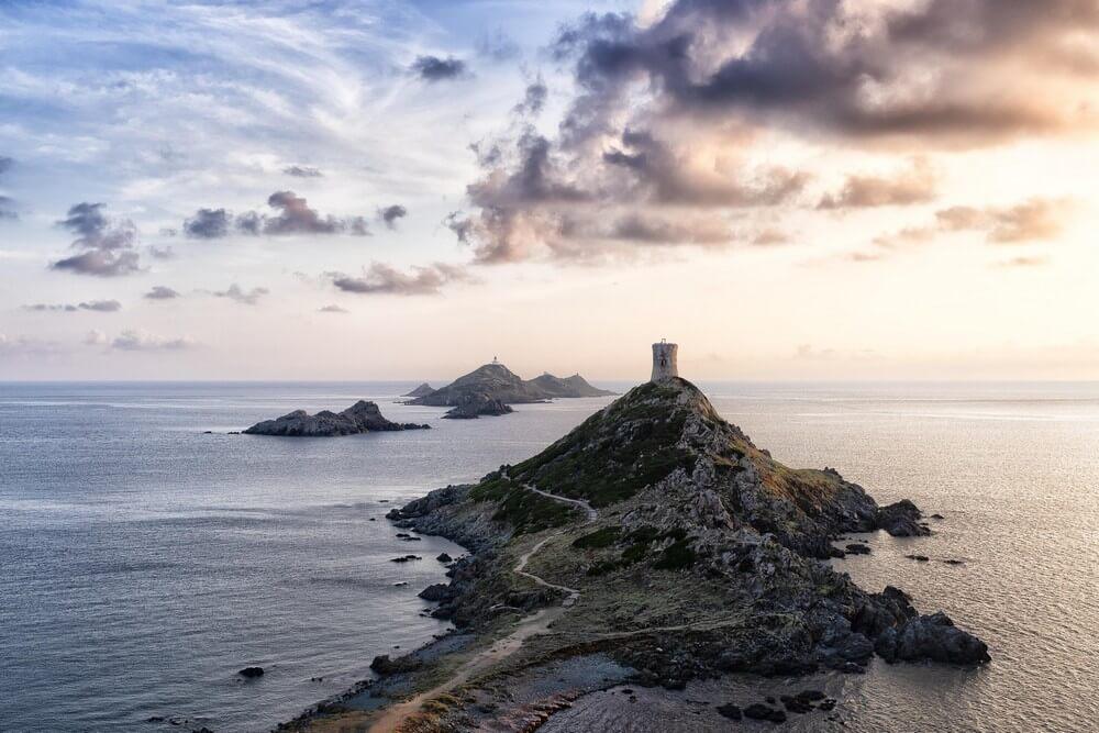 phare ile des sanguinaires que faire en Corse du Sud