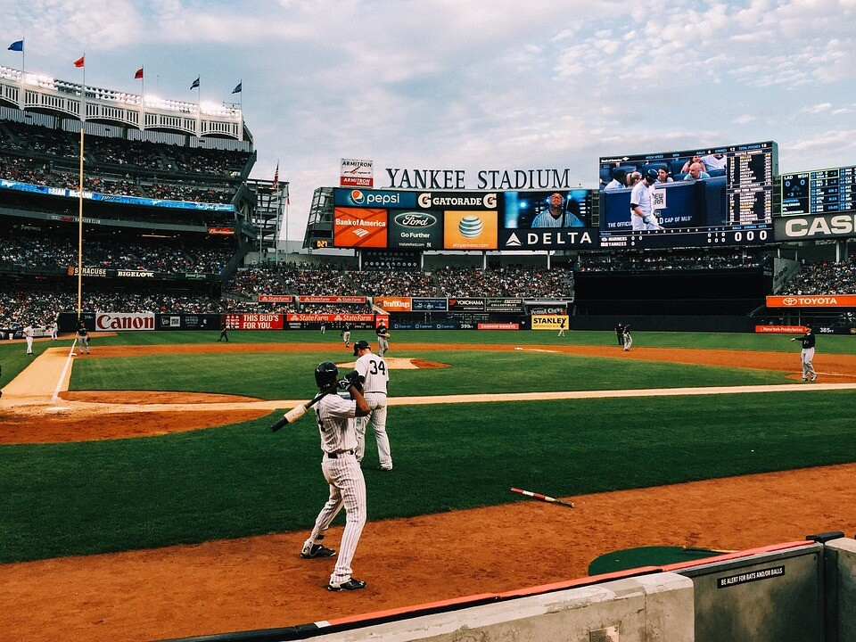 yankee stadium new york insolite