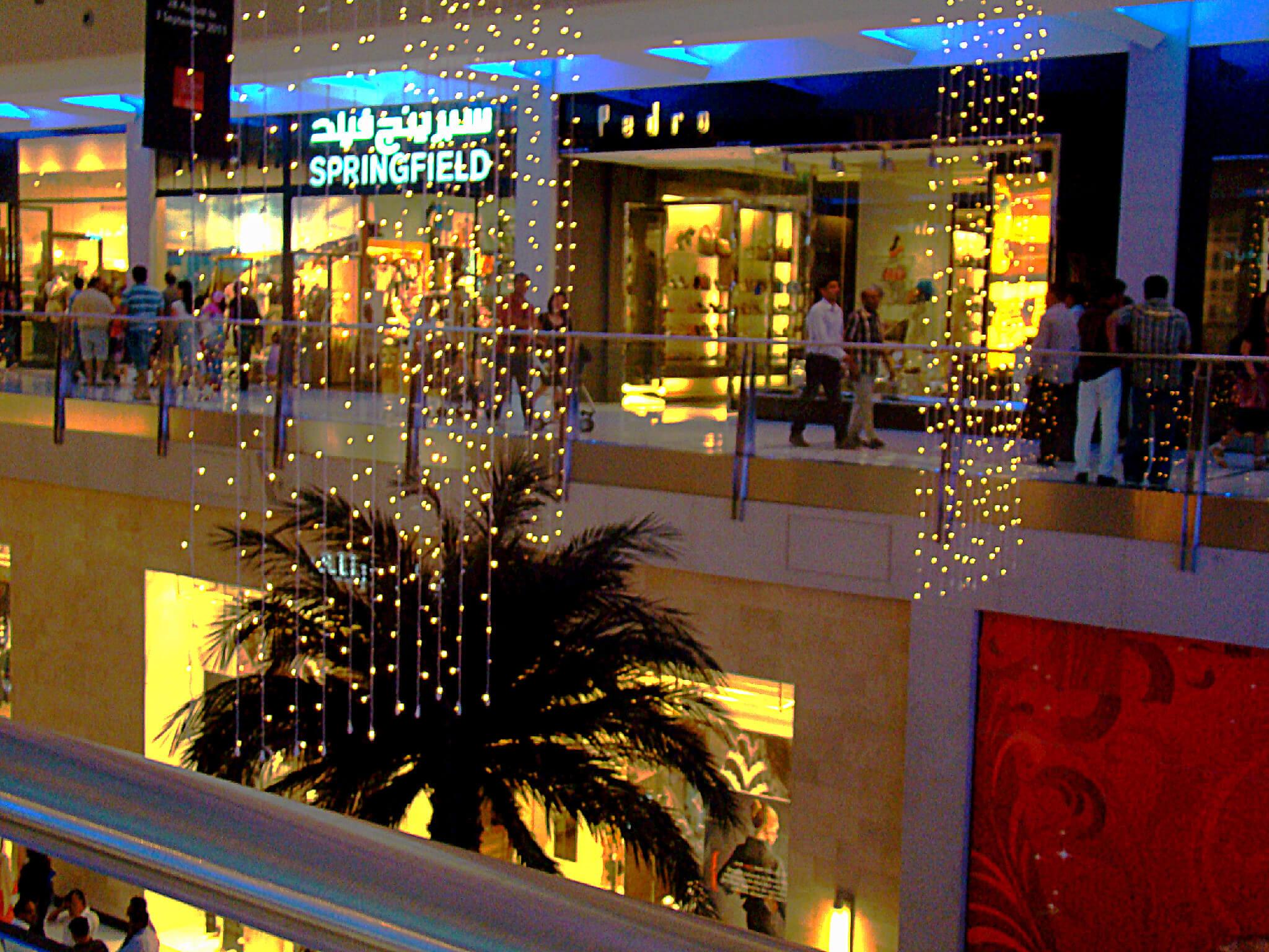 Que faire à Dubaï si l'on est passionné de shopping ? Entrer dans le gigantesque Dubaï Mall et s'émerveiller des belles choses que l'on pourrait acheter.