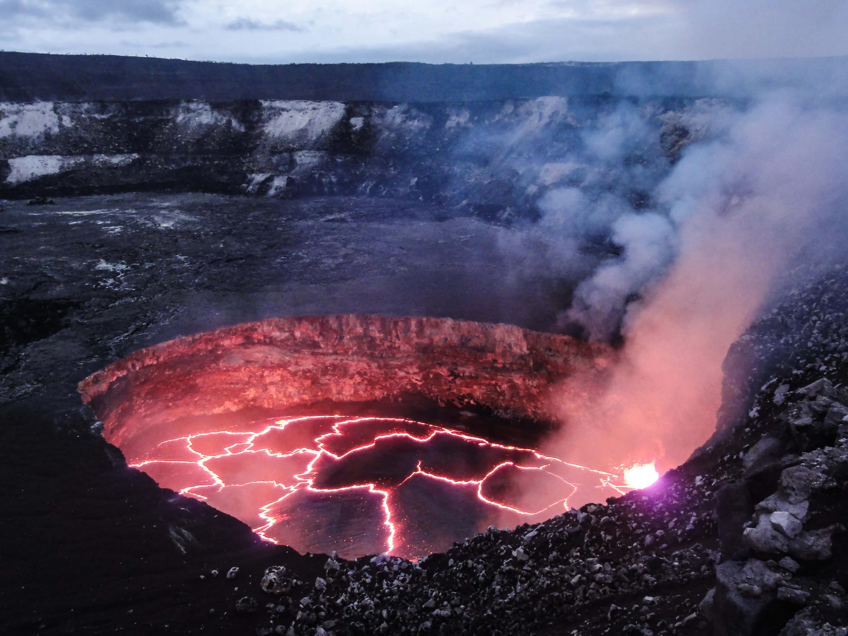 De toutes les îles d'Hawaii, c'est Maui et son impressionnant Volcan Haleakala qui offrent aux intrépides en quête de sensations fortes un magnifique quoique dangereux terrain de jeu.