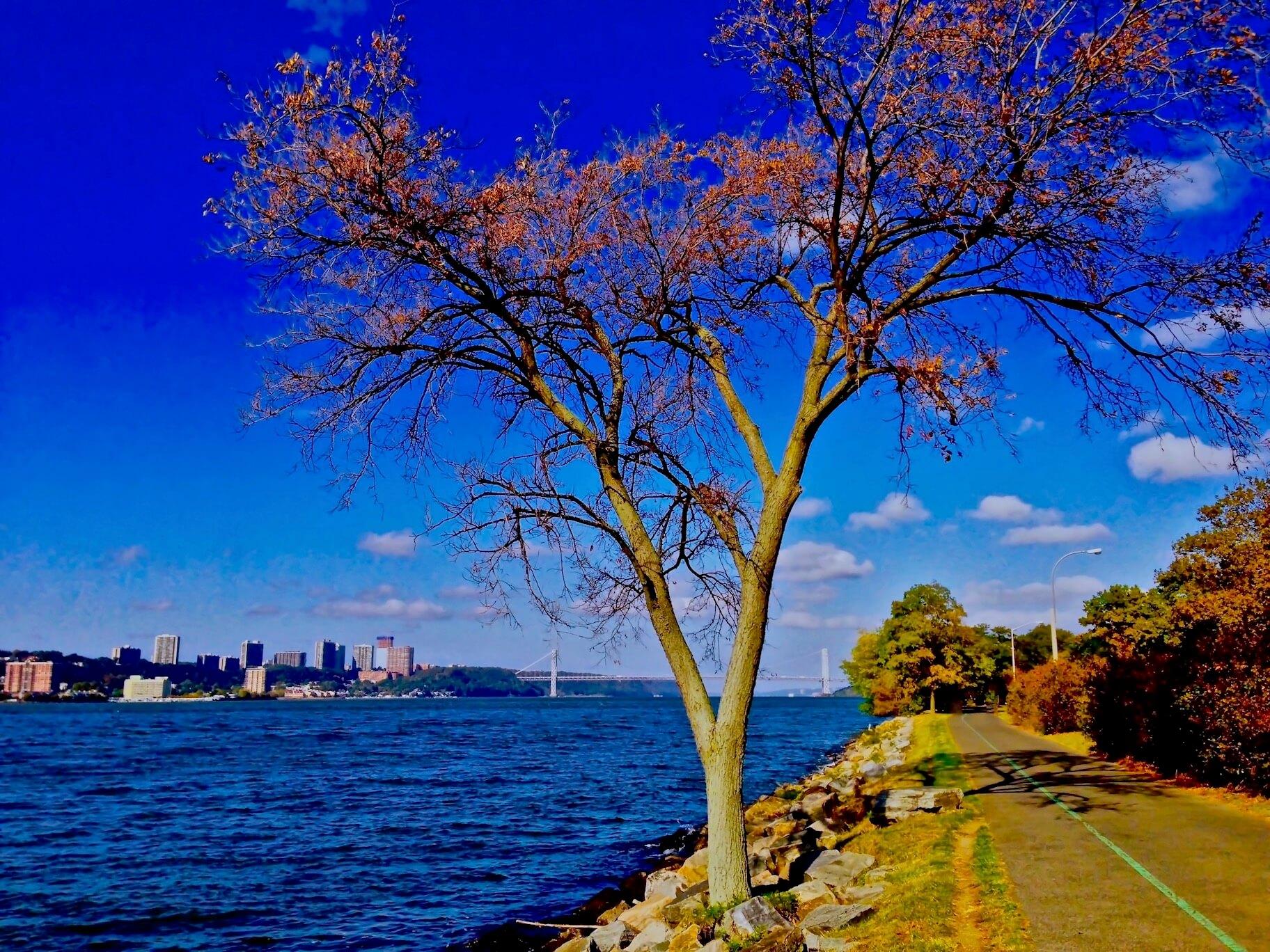 Pour savoir dans quel quartier de New York on se trouve, il suffit parfois de repérer le fleuve Hudson. Ce fleuve indissociable de la ville de New York, constitue une délimitation naturelle de certains quartiers new-yorkais.