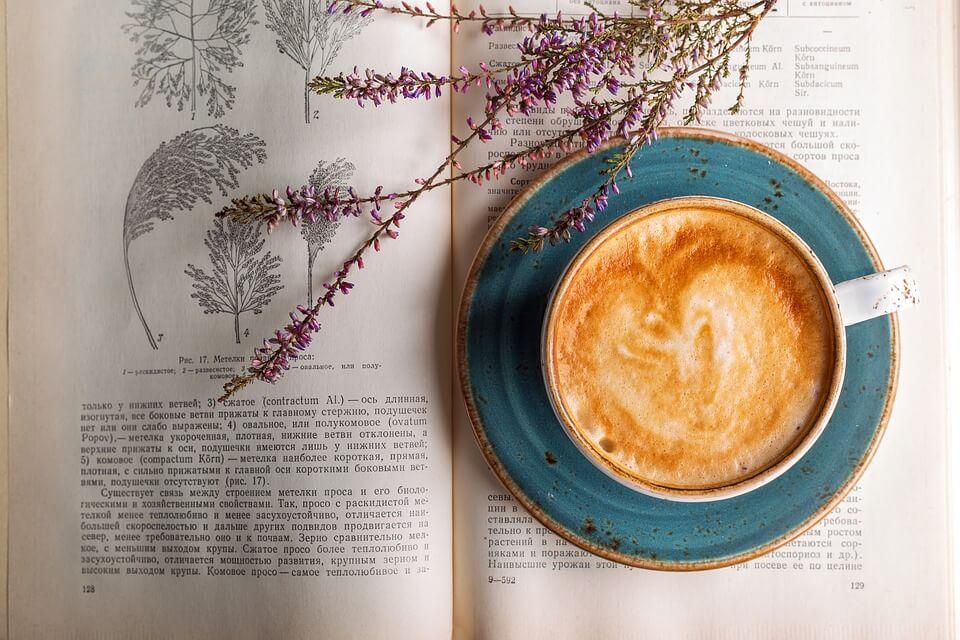 pause café fika stockholm en hiver