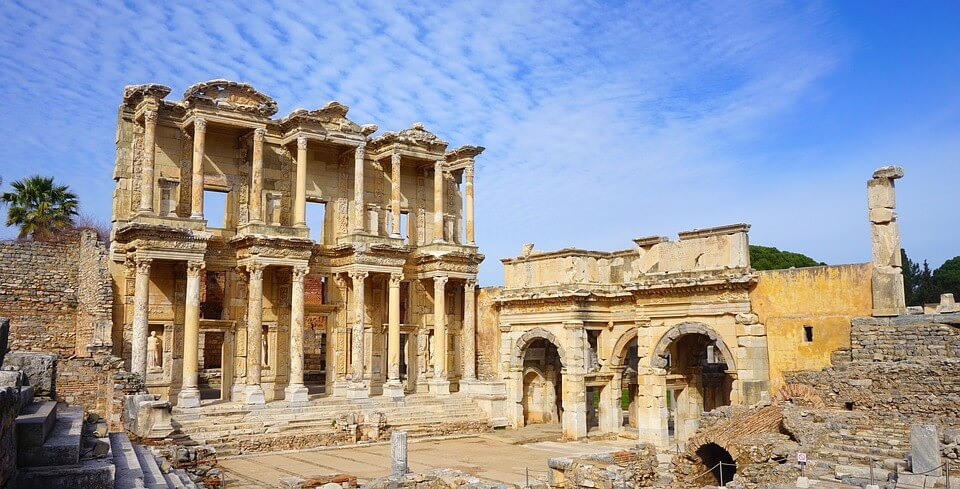 temple ephese turquie Croisière en Méditerranée