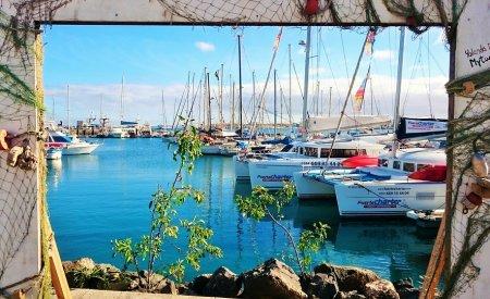 port bateaux corralejo fuerteventura