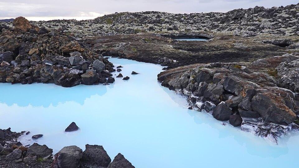 lagon bleu road trip en islande