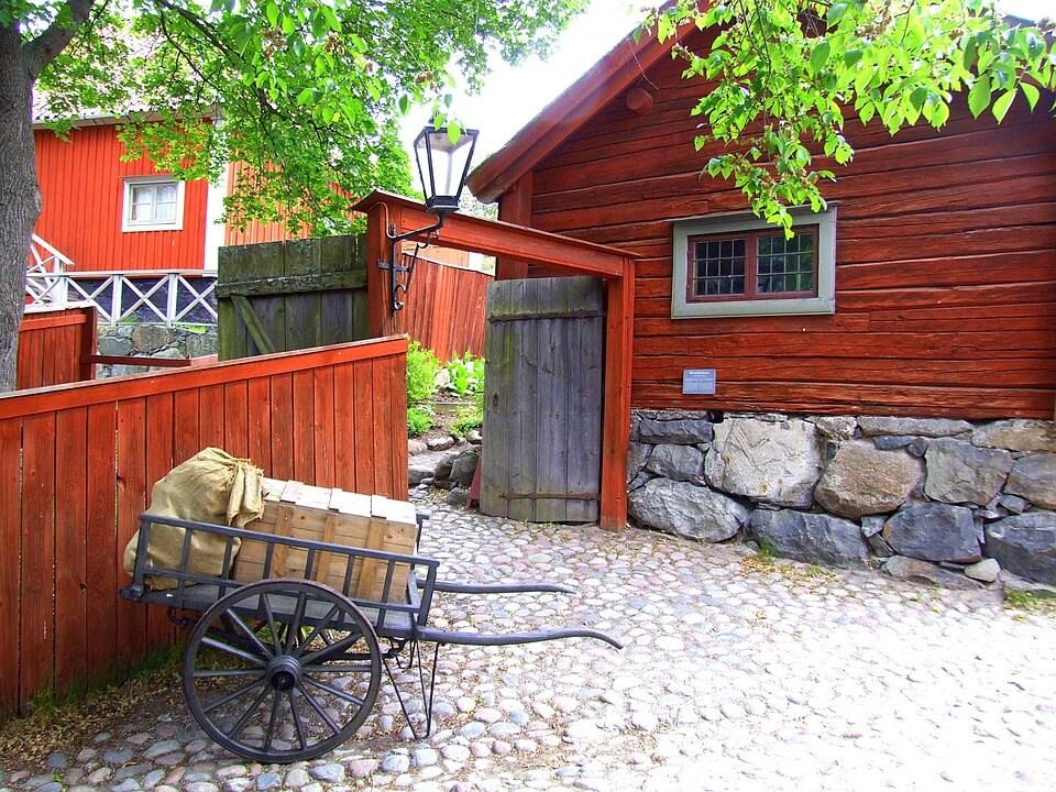 musee skansen a stockholm