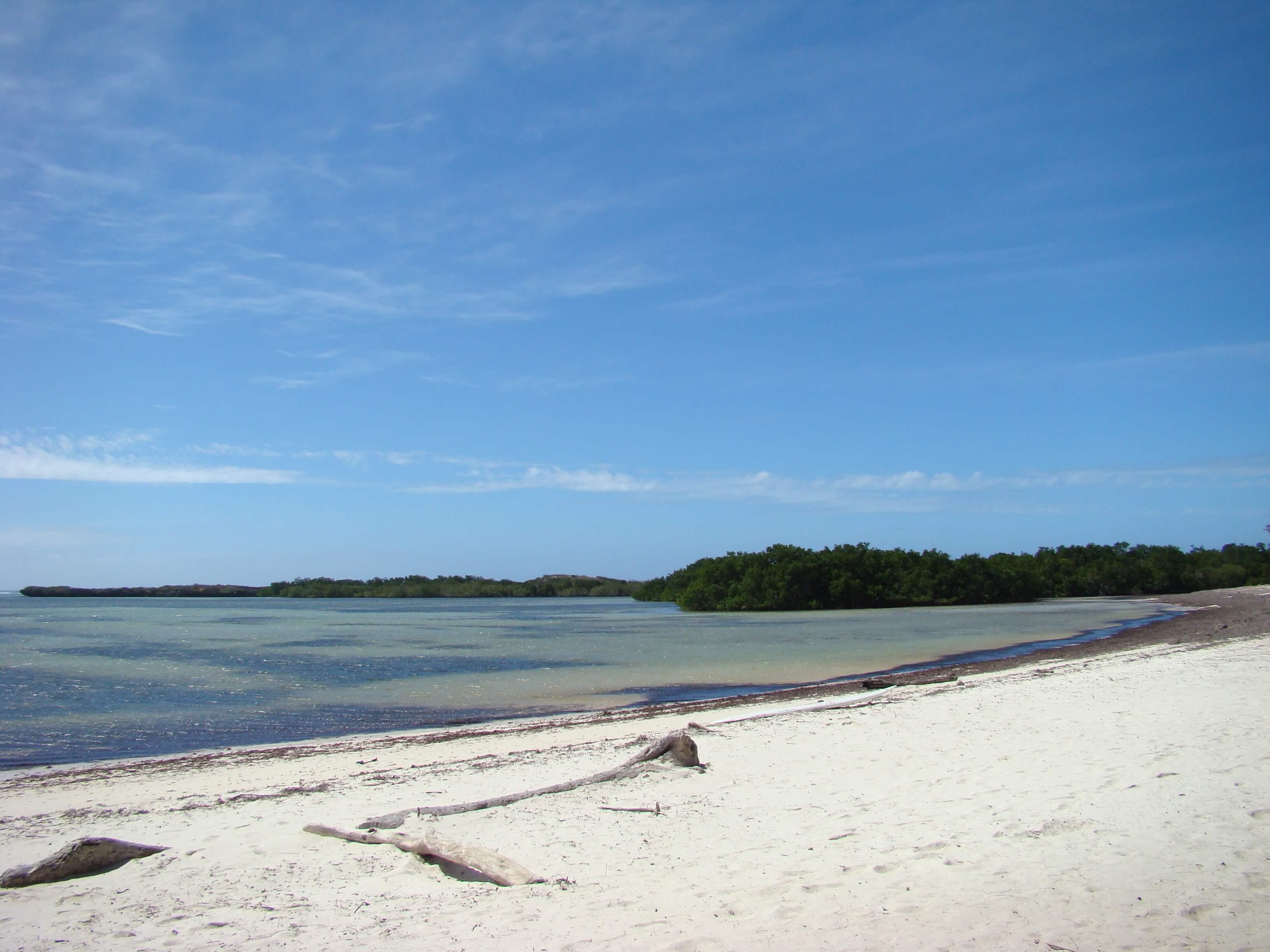 Les belles plages de sable fin, désertes de surcroît, font partie des attraits touristiques de Madagascar.