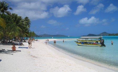 Les îles francophones de la Polynésie françaises sont des destinations lointaines, pour se couper du monde mais où l'on ne se sent pas dépaysé.