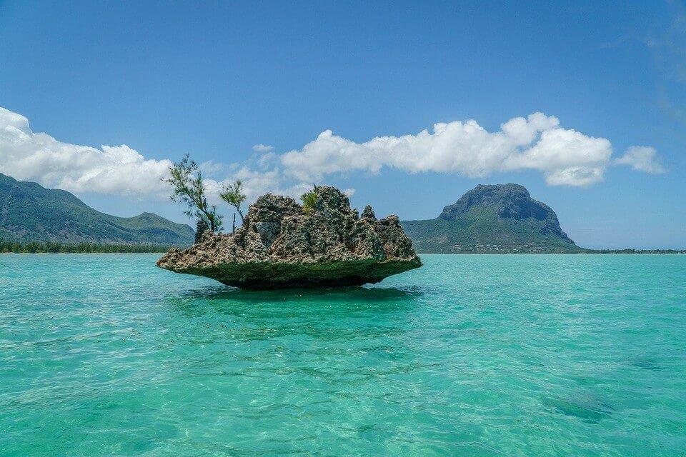 ile au benitier lagon que faire à l'île Maurice ?