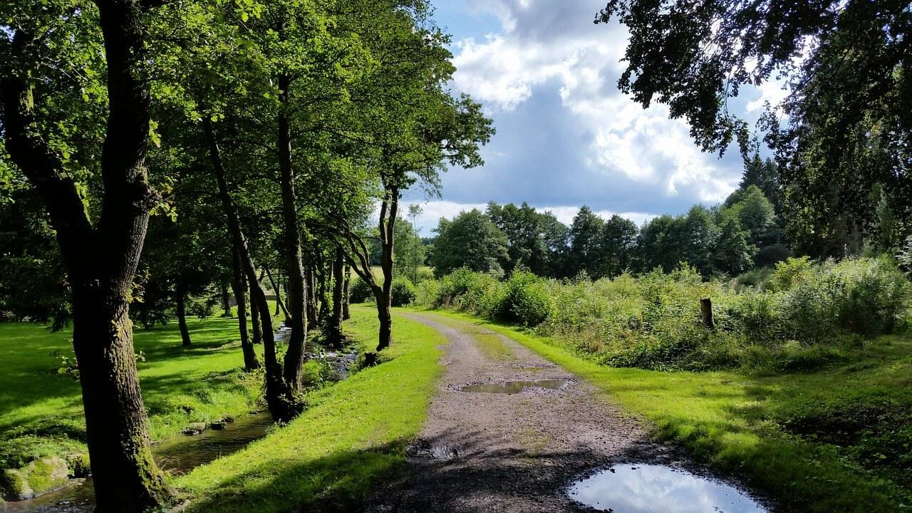 nature verte belgique itinéraire en belgique