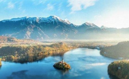 lac de bled slovenie où partir pour 500 euros par personne