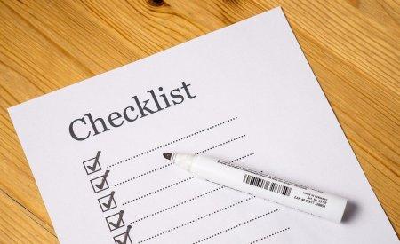 checklist-voyage cocher