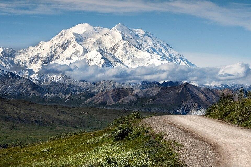 alaska paysage enneigé températures les plus froides du monde
