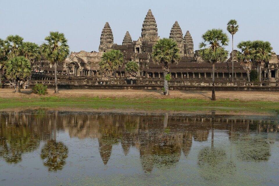 angkor temples cambodge