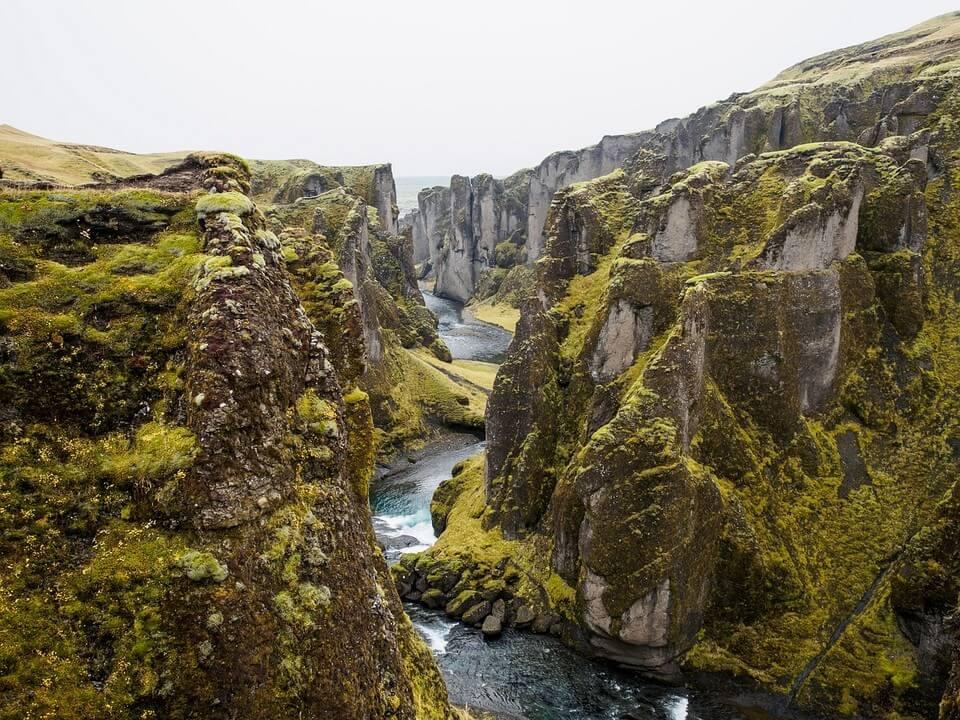 islande canyon organiser un road trip