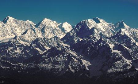 La région de l'Everest offre de nombreuses opportunités aux amoureux de la nature et de grands espaces.