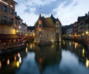 Annecy (Haute-Savoie) : Climat/Quand partir ? (à 29 km)