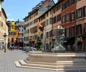 Chambéry : Climat/Quand partir ? (à 15 km)