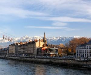 Grenoble (Isère) : Climat/Quand partir ? (à 65 km)