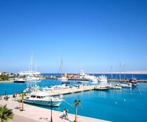 Hurghada : Climat/Quand partir ? (à 90 km)