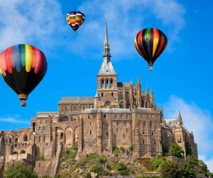 Mont Saint-Michel : Climat/Quand partir ? (à 24 km)