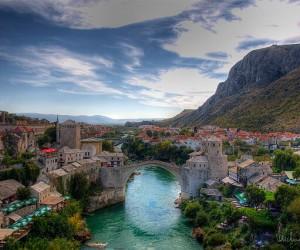 Mostar : Climat/Quand partir ? (à 85 km)