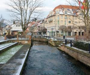 Niederbronn-les-Bains : Climat/Quand partir ? (à 42 km)