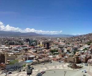 Oruro : Climat/Quand partir ? (à 227 km)