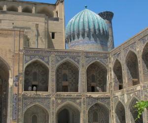Samarcande (Samarkand) : Climat/Quand partir ? (à 263 km)
