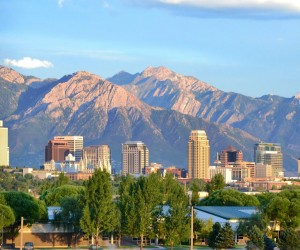 Salt Lake City : Climat/Quand partir ? (à 174 km)