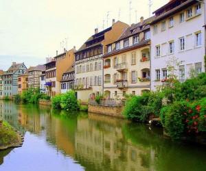 Strasbourg : Climat/Quand partir ? (à 42 km)