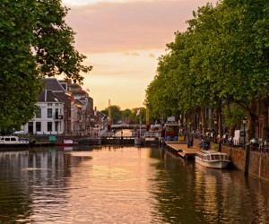 Utrecht : Climat/Quand partir ? (à 35 km)