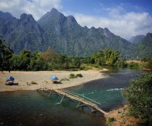 Vang Vieng : Climat/Quand partir ? (à 360 km)