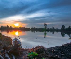 Ninh Binh - la baie d'Halong terrestre : Climat/Quand partir ? (à 134 km)
