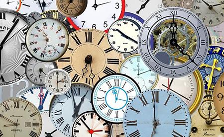 Décalage horaire et heure dans le monde