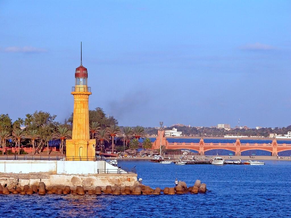 Alexandrie : Egypt-14A-141