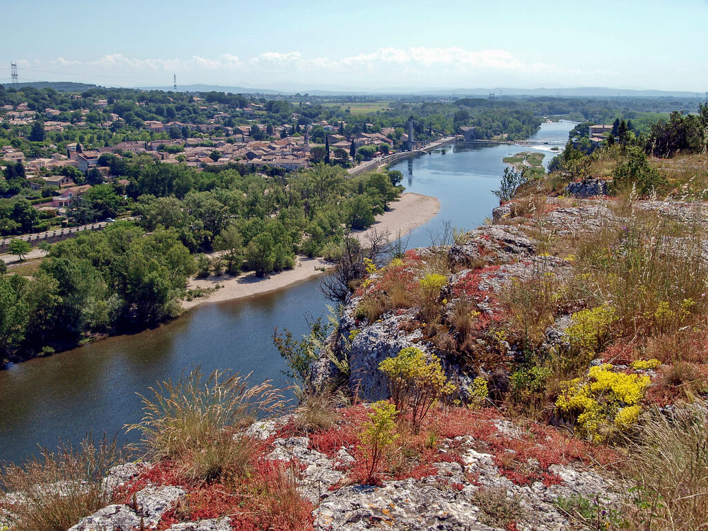 Ardèche : Aiguèze-20130605-ardeche