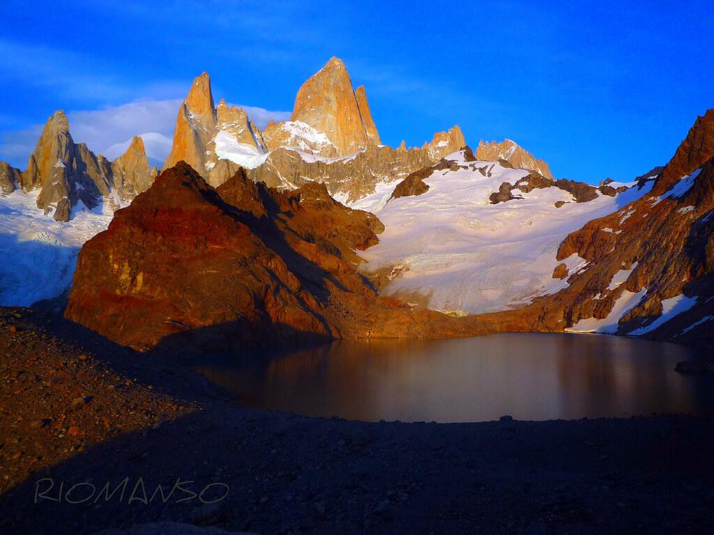 Argentine : CHALTEN STA CRUZ ARGENTINA