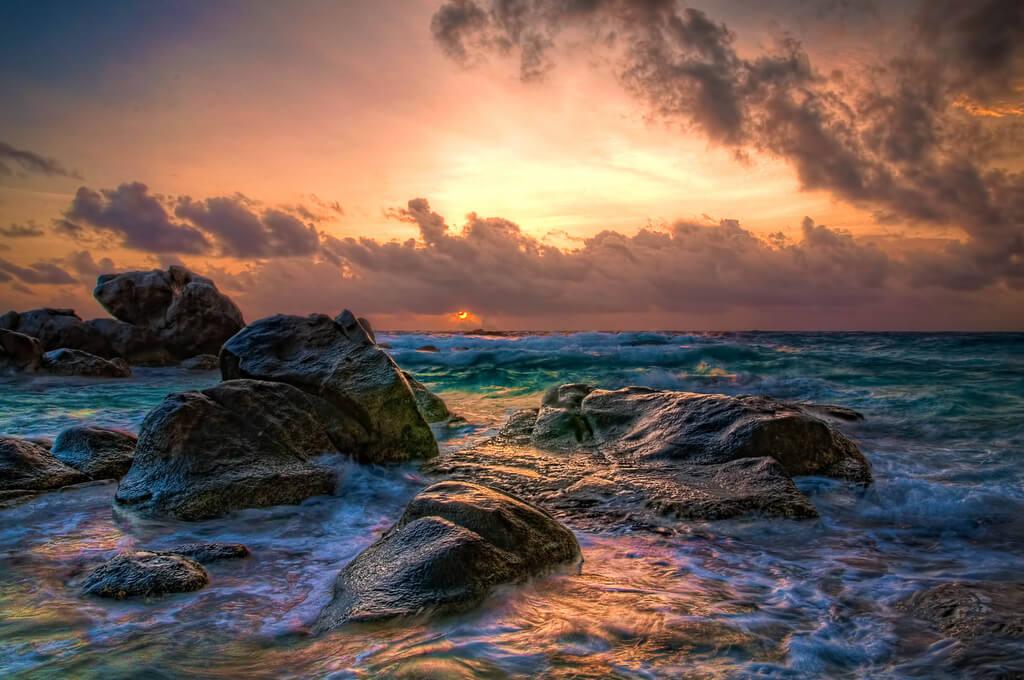 Aruba : Aruba Sunrise