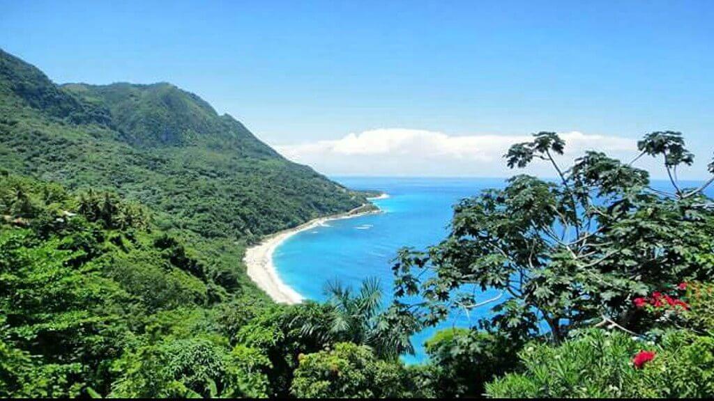 Barahona : En Barahona, Republica Dominicana  disfrutando de esta vista!