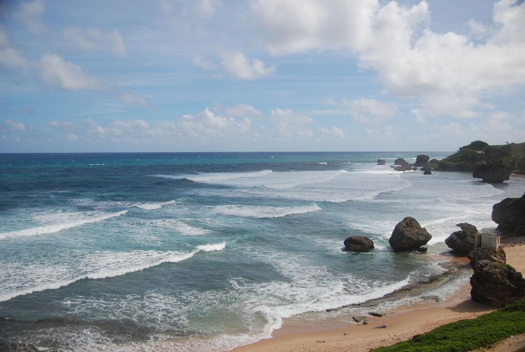 Bathsheba : Rock Formations at Bathsheba, Barbados