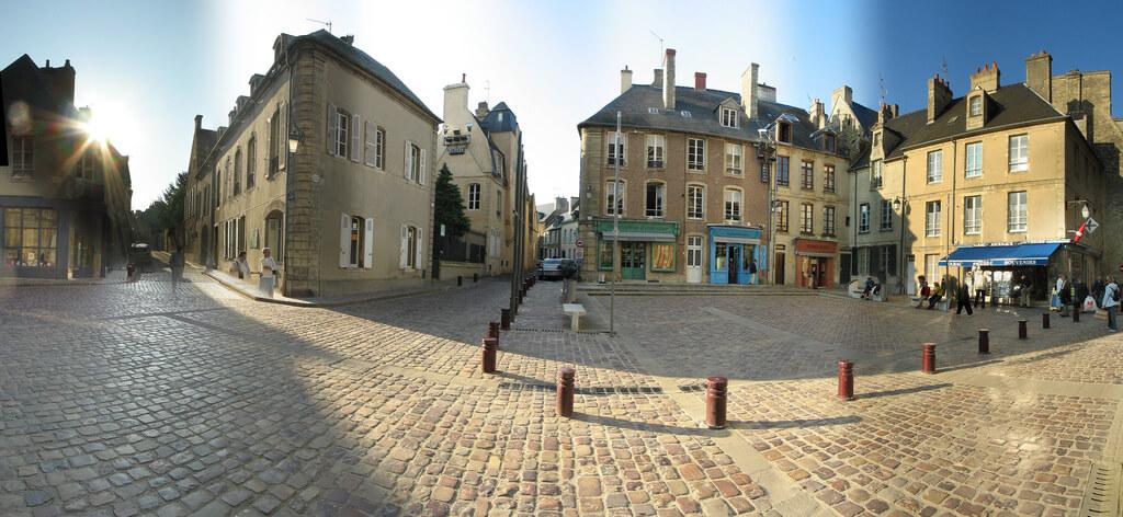 Bayeux : Bayeux 15-10-2005 17h11
