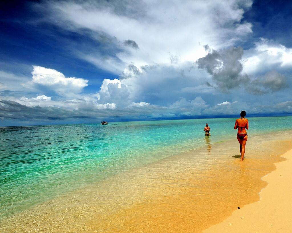 Pontianak (Bornéo) : Sipadan Island | Semporna | Sabah | Malaysian North Borneo
