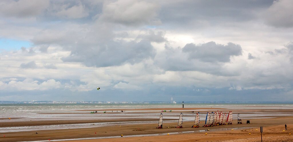 Cabourg : Plage de Cabourg (3)