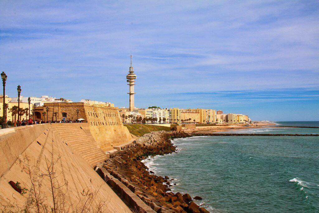 Cadix : Cadiz (Cadix) Andalousie mai 2018 137