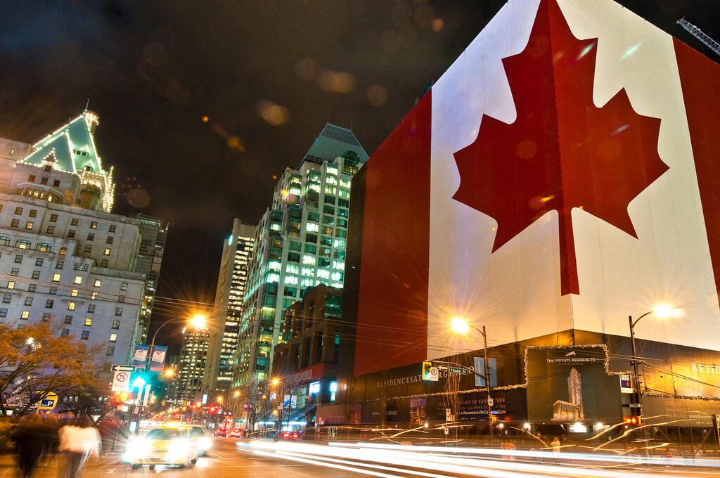 Canada : GO CANADA!