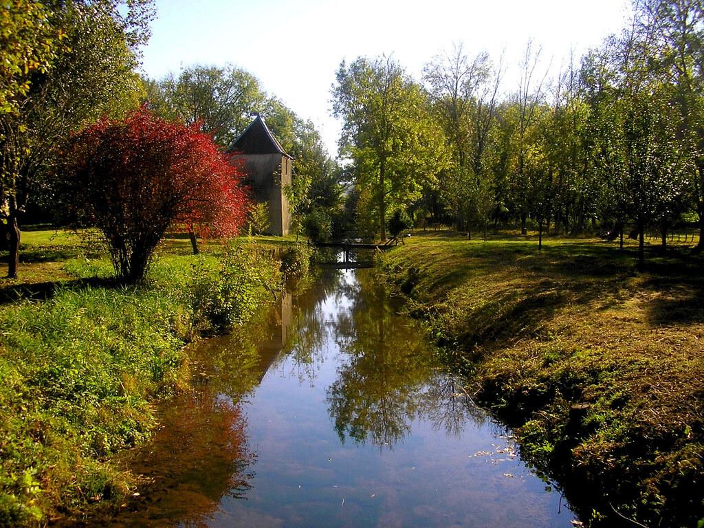 Champagne-Ardenne : Champagne-Ardenne, Chateau de la Mothe, Aube