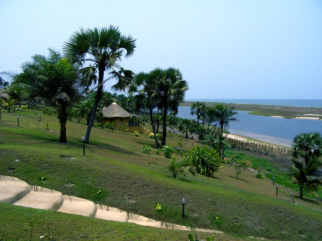 Congo : Djeno