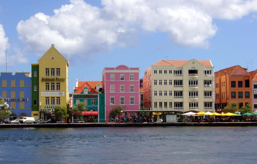 Curaçao : Willemstad Curacao Neth. Ant.