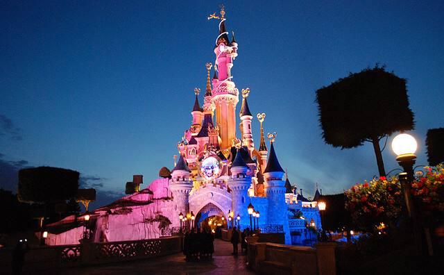 Disneyland Paris : Disneyland Paris Castle